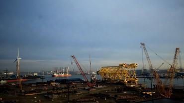 Maersk Culzean WHP jacket